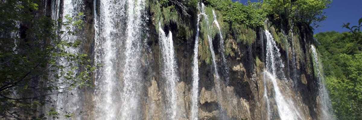 Plitvice Lakes National Park is the oldest national park in Southeast Europe and the largest...