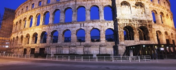 Pula is the largest city in Istria County, Croatia, situated at the...