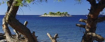 In the Croatian part of the Adriatic Sea, there are 718 islands, 389...