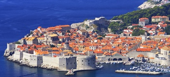 Dubrovnik is a Croatian city on the Adriatic Sea, in the region of...