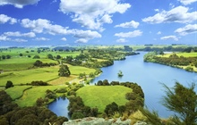 New Zealand is an island country in the southwestern Pacific Ocean