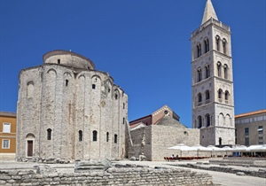 Zadar is a city in Croatia on the Adriatic Sea. It is the centre of Zadar County and the...